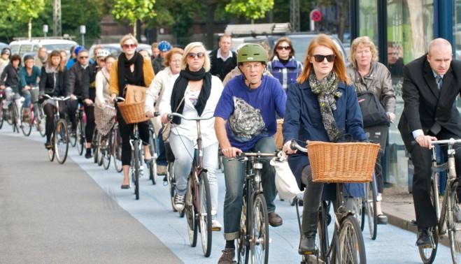 Лучшие вело-города мира