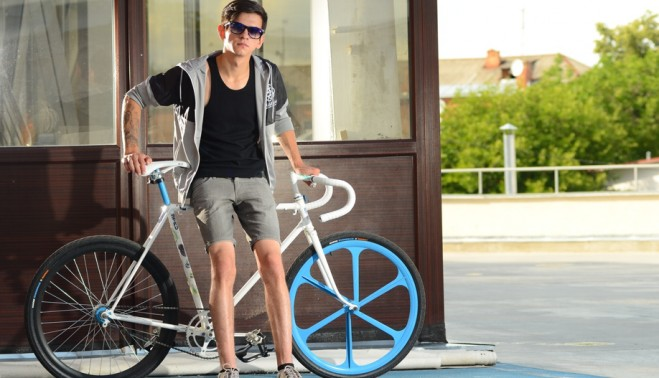"На дороги виїхали вершники на ""глухих"" велосипедах"