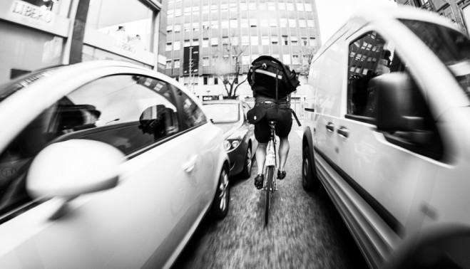 Пять грехов велокурьера