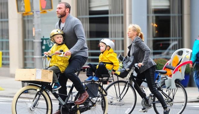 Восемь знаменитых велокурьеров