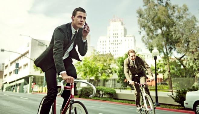 На работу на велосипеде: 9 аргументов «за»