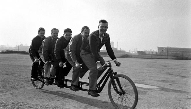 Велосипеды-мутанты