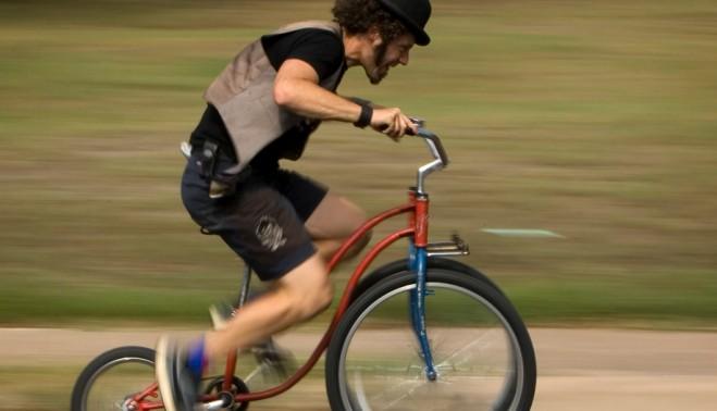 Будущим папам велосипед противопоказан