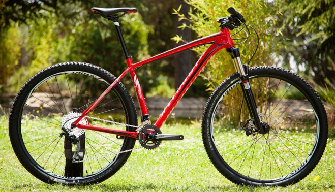 """Жаждущий"" Specialized Crave 29er"
